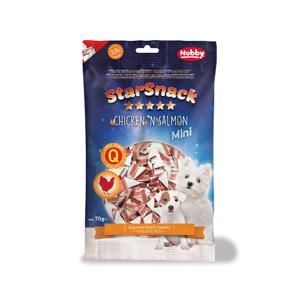 Starsnack Mini Chicken/Salmon 70g