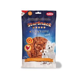 Starsnack Mini Chicken/Carrot 70g