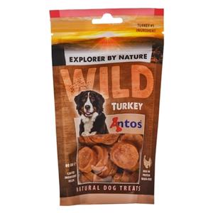 ANTOS WILD TURKEY, 80G