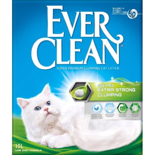 Ever Clean Scented Extra Strong Clumping 10 l.