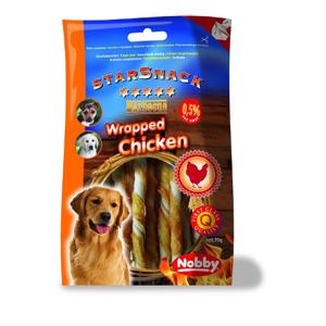 StarSnack BBQ Wrapped Chicken 70 g.