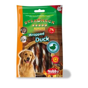 Starsnack Barbeque Wrapped Duck - 70 g.
