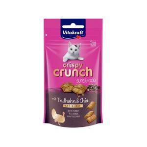 Vitakraft Crispy Crunch Superfood Kattegodbid