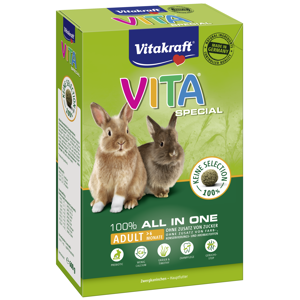 Vitakraft Vita Special All In One Adult Kaninfoder 600 g.
