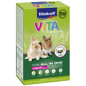 Vitakraft Vita Special All In One Junior Kaninfoder 600 g.