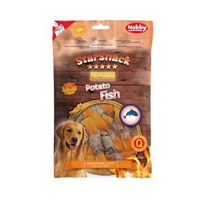 Starsnack Potato Fish 70g